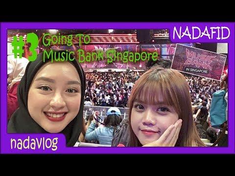 NADAVLOG #3 GOING TO MUSIC BANK SINGAPORE!!! #tribemusicbanksg