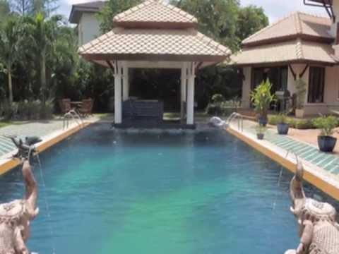 Laguna And Bang Tao Beach Golf House For Rent / Sale On Phuket