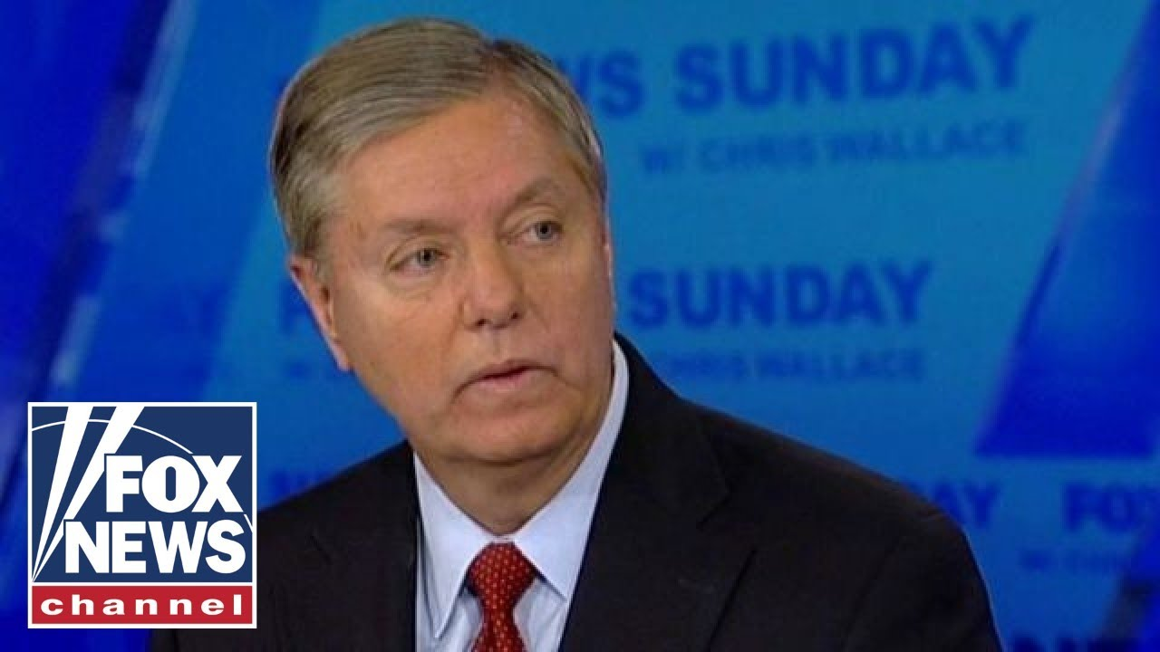 """Image result for Graham: Impeachment Ends When Trump Is Re-elected And Pelosi, Tlaib Are Fired"""""""