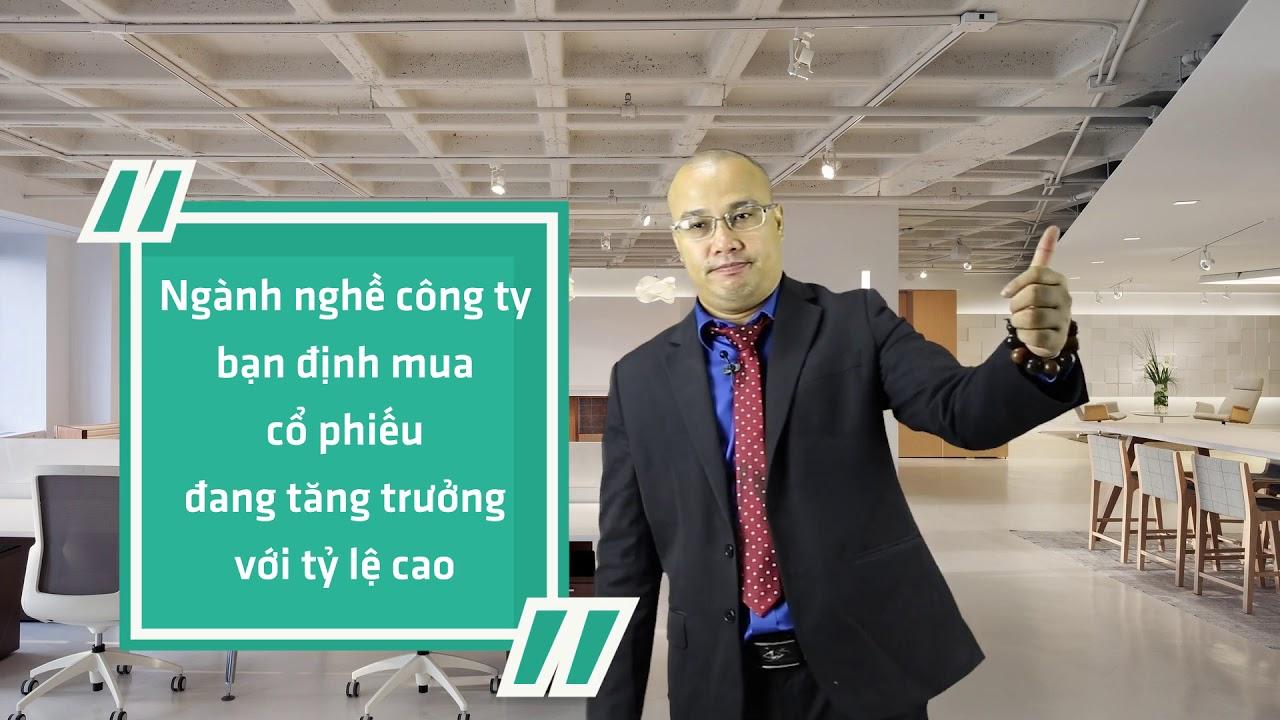 KH2-30: Bản lĩnh của một nhà đầu tư