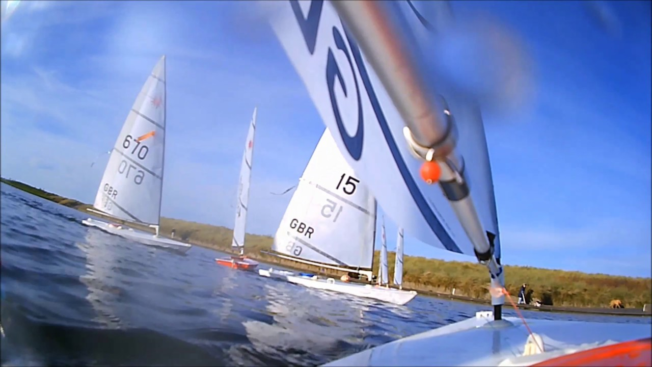 RC Laser and boats