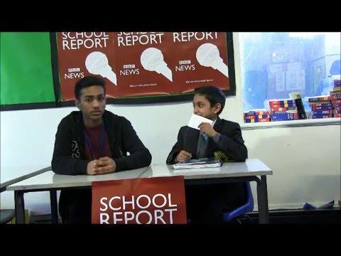 Aston Manor Academy - BBC School Report - Syria