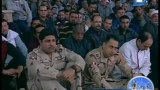 شاهد .. لحظة وصول وزير الأوقاف إلى مسجد الميناء الكبير بالغردقة لتأدية صلاة الجمعة