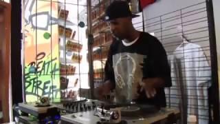 Roc Raida DJ Set @ Beatstreet Records