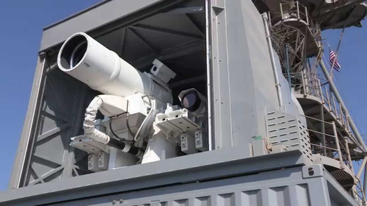 Navy laser weapon systems: identifying the top five