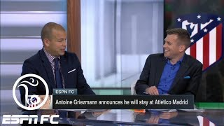 Crew roasts Antoine Griezmann for LeBron James-like announcement: 'You're not that good' | ESPN FC