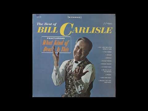 bill-carlisle---i'm-rough-stuff