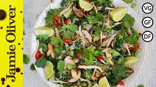 Vegan Noodle Salad | Tim Shieff