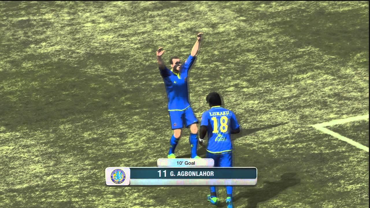 Gabby Agbonlahor - FIFA 12 Goal Compilation - YouTube