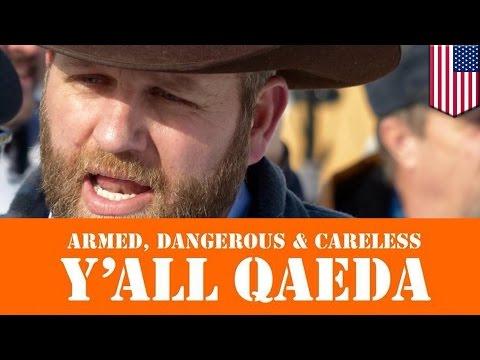 Oregon militia standoff: Y'all Qaeda declares YeeHawd by storming federal wildlife refuge