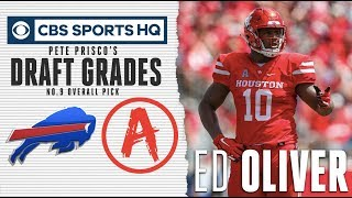 Ed Oliver was miss-used in Houston but will be special in Denver | NFL Draft 2019 | CBS Sports HQ
