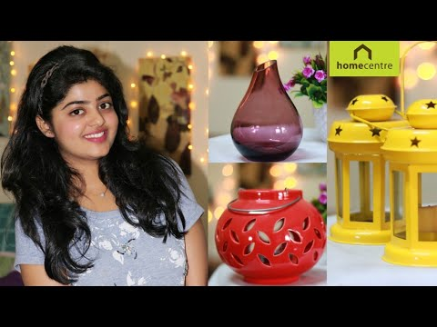 INDIAN Home Decor Haul 2018 | Homecentre EOSS | Doctor Ruchita