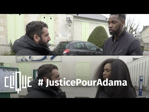 Clique #JusticePourAdama