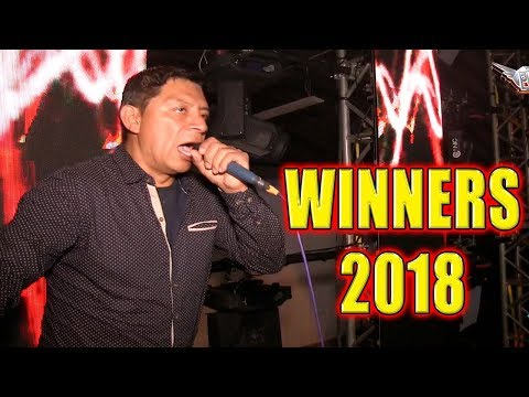 ***WINNERS PRODUCCION 2018***