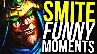 HOW IS THIS SKIN NOT $1000? - SMITE FUNNY MOMENTS