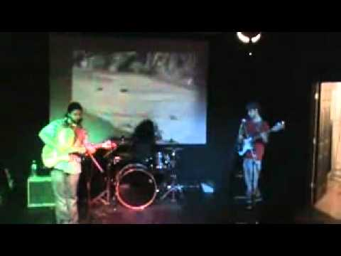 The Cosmic Factory - Grievance Blues - Live @ The Artist's Exchange