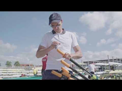 Behind The Scenes At The European Rowing Championships