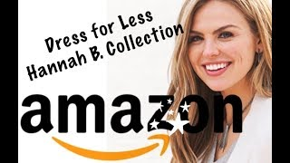 Dress For Less - Hannah B. Collection -Plus Size