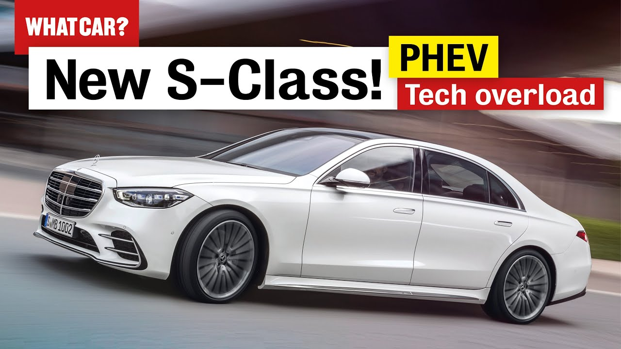 2021 Mercedes S-Class Revealed!