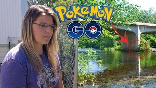 Mujer Encuentra CADÁVER Mientras Jugaba Pokémon GO