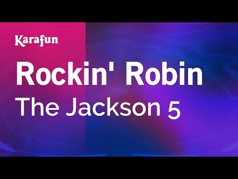 Karaoke Rockin' Robin - The Jackson 5 *