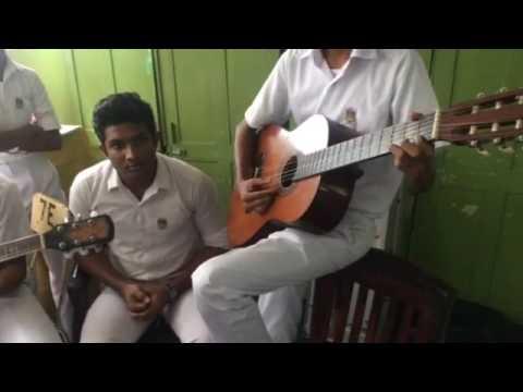 Saragaya cover song by pamodith maduwantha