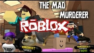 Family Game Nights Plays: Roblox - The Mad Murderer *UPDATED*
