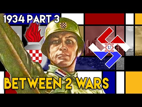 Murder And Fascism - Rise Of The Ustaše | BETWEEN 2 WARS I 1934 Part 3 Of 4