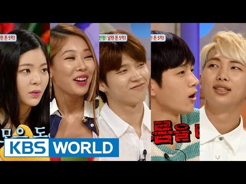 Hello Counselor - Chuseok Special (2015.10.12)
