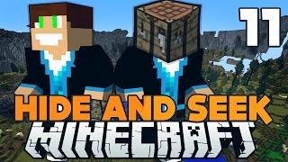 CAŁY DOMEK CHOWAJĄCYCH! | Minecraft - Hide'n'Seek #11 | Vertez & Purpose