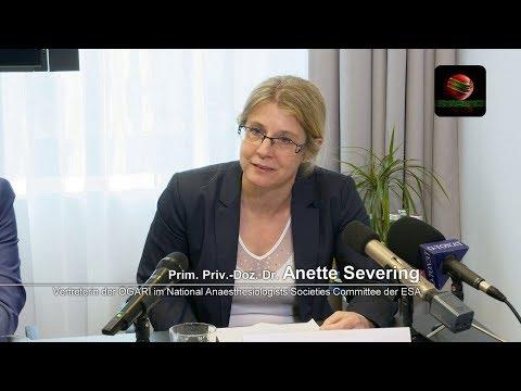 Die Zukunft Der Anästhesie (DE) | Prim Priv-Doz Dr Anette Severing | SCIENCO 30/2019