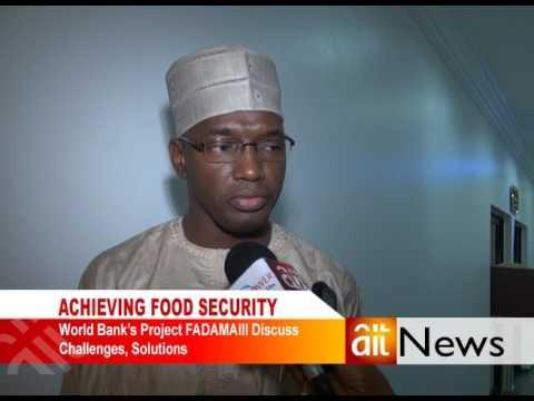 ACHIEVING FOOD SECURITY IN NIGERIA