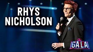 Rhys Nicholson - 2017 Melbourne International Comedy Festival Gala