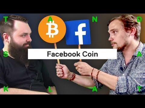 Nová kryptoměna: Facebook Coin. Bude Facebook kontrolovat naše peníze? (rozhovor)