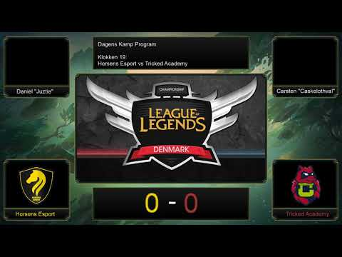 League Championship Denmark - Horsens Esport vs Tricked Academy