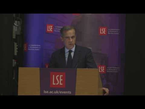 LSE Events | Mark Carney | Policy Issues Affecting the Bank of England