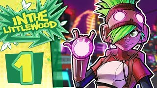 Hover: Revolt Of Gamers - Part 1 - Unlocking Greendy!