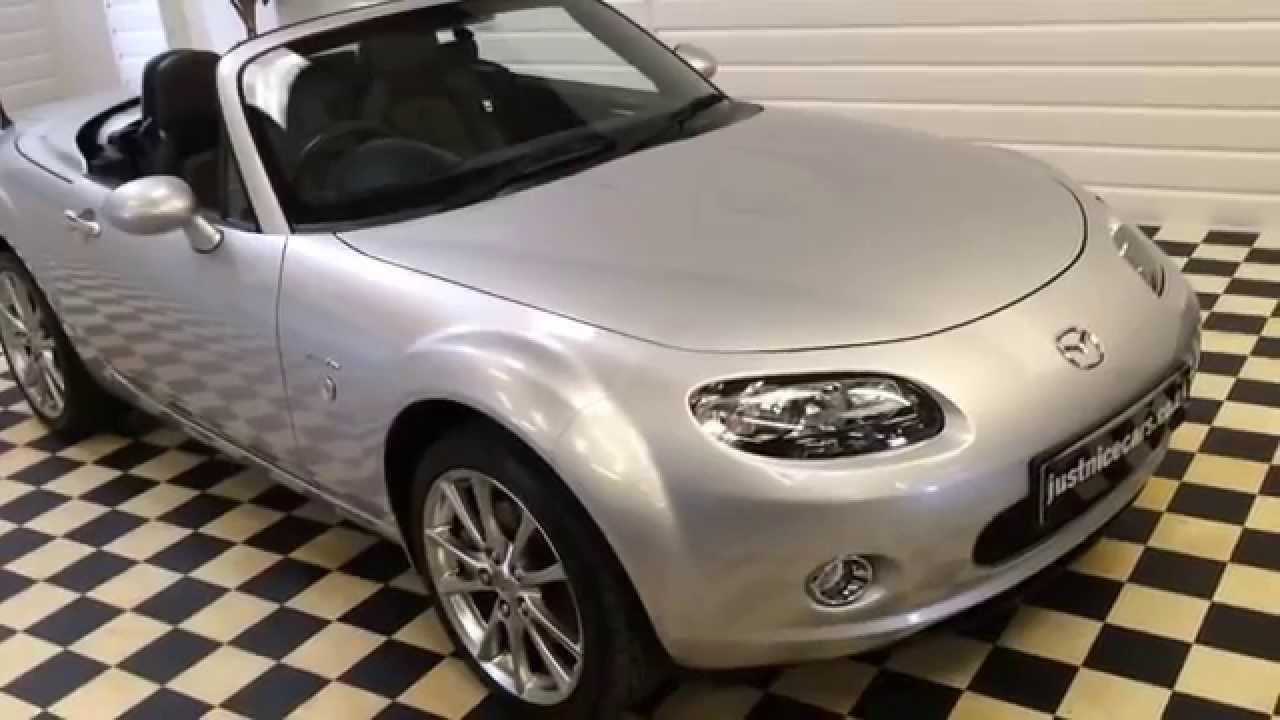 2008 (57) Mazda MX-5 2.0i Niseko 2dr (Sorry Now Sold) - YouTube