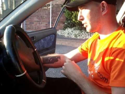 TOYOTA SPRINTER CARIB Z-TOURING 4WD Manual - Carsfortheworld.com Video