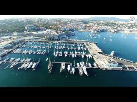 Marina de Cascais - Portugal (by Drone)