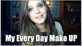 MY EVERY DAY MAKE-UP TUTORIAL | Tiffany