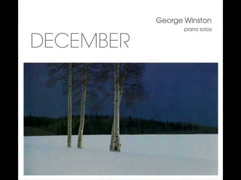 The Holly and the Ivy  - Solo Pianist George Winston - from DECEMBER