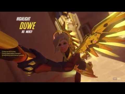 Overwatch - Mercy's Death Scream