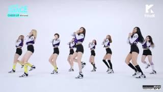 Twice - Cheer Up (mirrored choreography) mirrorDV