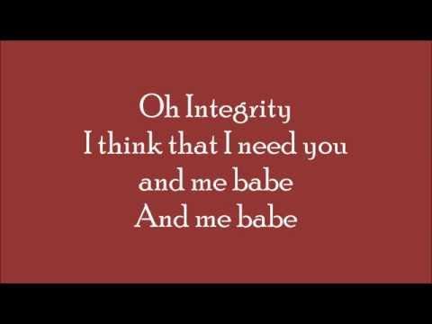 Ne Yo - Integrity ft. Charisse Mills  ( Lyrics on screen + Audio )