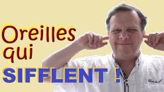 ACOUPHENES : Fini Les Oreilles Qui Sifflent Et Bourdonnent Avec La Réflexologie