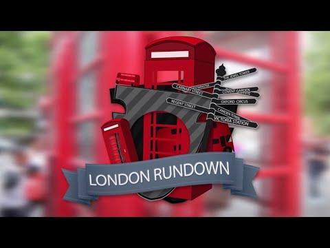 Rooftops, Restaurants, Rum & Romance   The London Rundown
