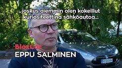 Eppu Salminen ja Roope Salminen tekivät roadtripin Blox Car -Teslalla!