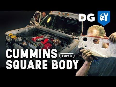 WIRING: '85 Dodge Cummins 12v 4WD (Part 3)