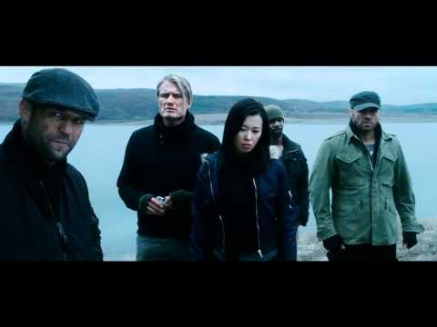 The Expendables 2 (Official Video) HD